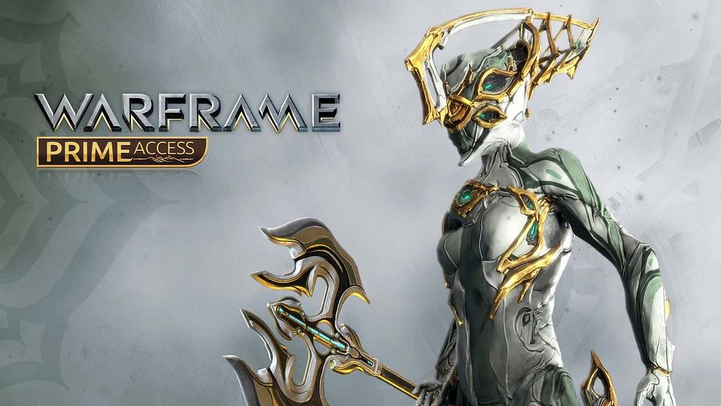 Warframe - Никс Прайм | GamepArt