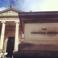 The Ashmolean: the most cultured of wedding venues. <3