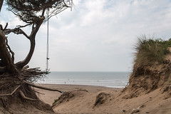 Sea view from Saunton Sands