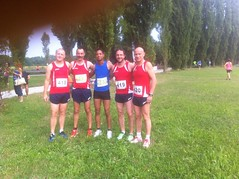 10KM PARCO NORD MILANO 22/06/2014