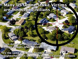 Drone Strikes Against Miami?