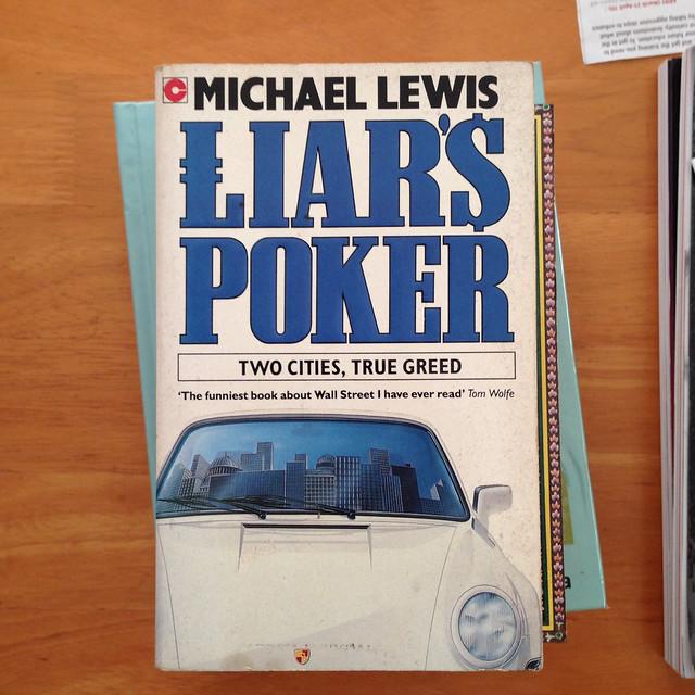 Liar's Poker / Michael Lewis