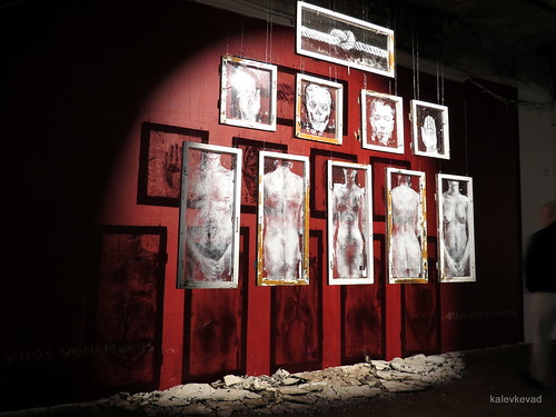 Work by Borondo