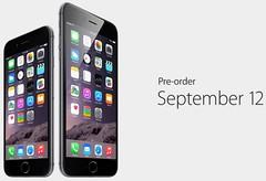 дата выхода Apple iPhone 6 и Plus