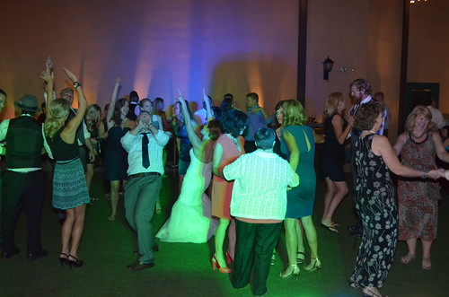 Stone Brewing Company Liberty Station Wedding