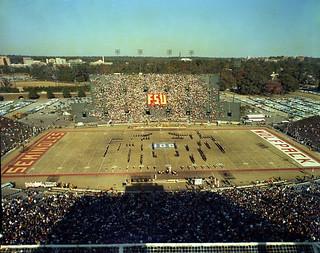Halftime at Doak Campbell Stadium - Tallahassee