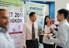 Cheryl Marie Cordeiro ICMIT2014 Singapore