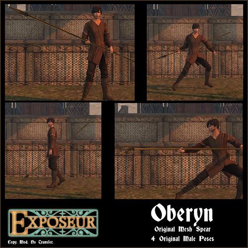 Exposeur - Oberyn