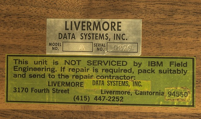Livermore Modem Photos