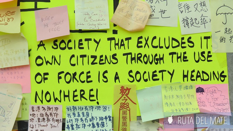 Umbrella Movement Hong Kong (9)