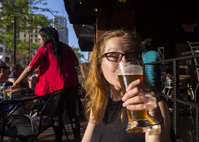 Beer at Baxter's