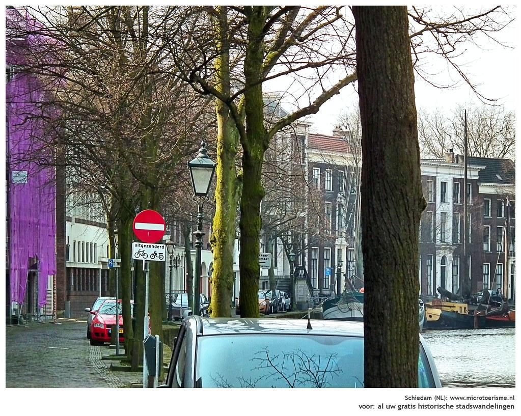 Microtoerisme InZicht gratis stadswandeling - Schiedam 262