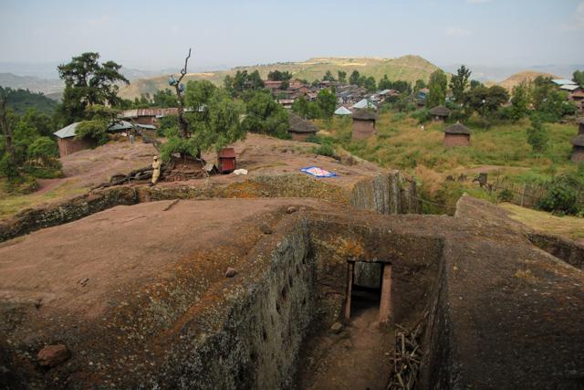 Lalibela town