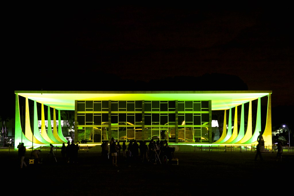 Supreme Federal Court, Brasília [2014 FIFA World Cup Brazil]
