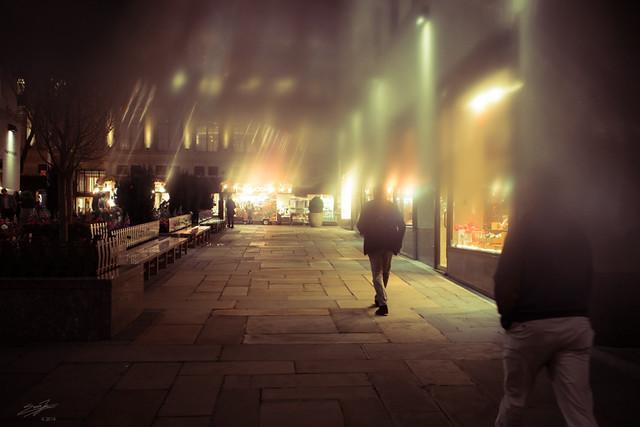An Evening at Rockefeller