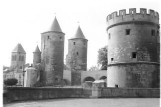 Porte des Allemands - Cliché Prillot [51-19]