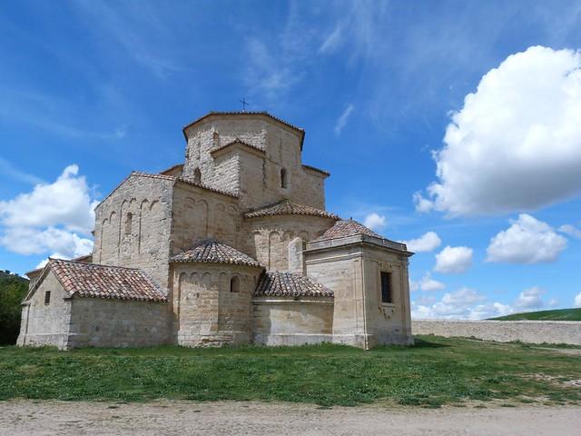 Ermita de Nuestra Señora de la Anunciada (Urueña, Valladolid). Ejemplo del románico lombardo - catalán en Castilla
