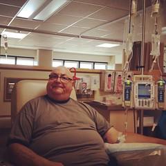 Chemo round 6