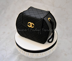 ef15882e5d21 Chanel Purse Cake