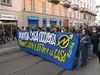 Manifestazione a Milano per DAX