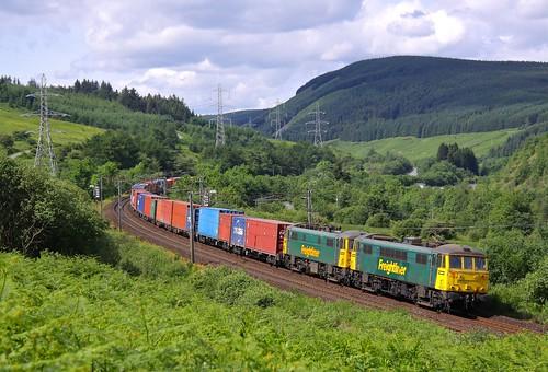 hall crewe basford freightliner coatbridge 86605 86627 4m74 greskine