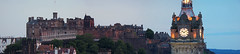 Edinburgh Castle from Calton Hill