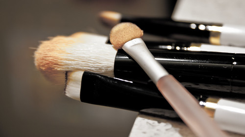 Day 41/365 - Makeup brushes
