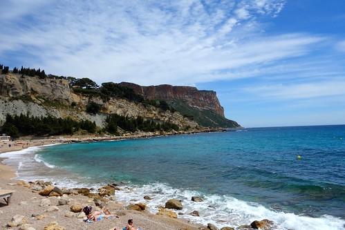 Mediterranean shoreline