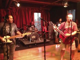 Jam at Smash Studios.