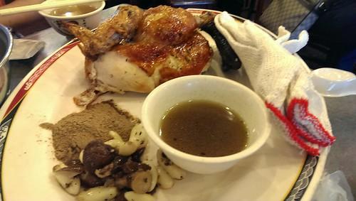 礁溪甕窯雞