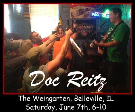 Doc Reitz 6-7-14