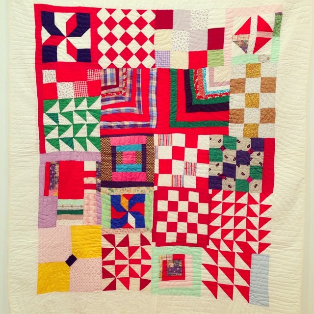 by Addie Pelt, Everybody Quilt, about 1988