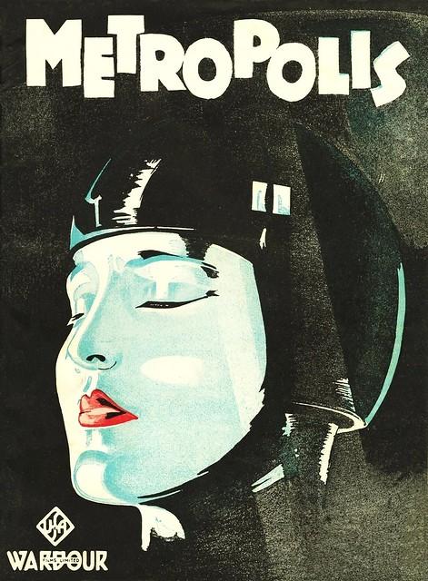 Metropolis (1927 / Universum Film-UFA & Wardour Films) (British)