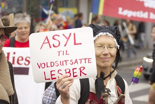 Asylum for abused lesbians