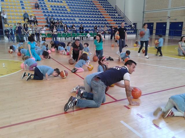 scuola via eva progetto sportivo