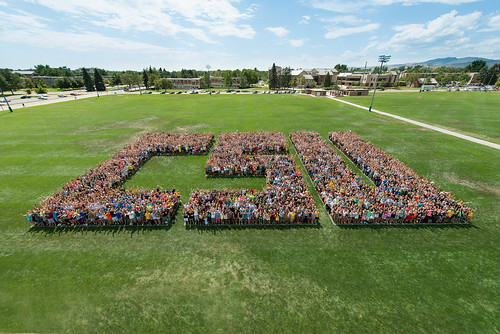 Ram Welcome at Colorado State University