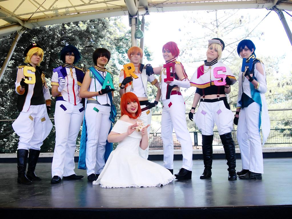 related image - Shooting Uta no Prince-sama - Paris - 2014-05-31- P1860350