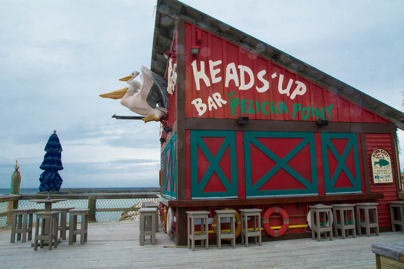 Heads Up Bar