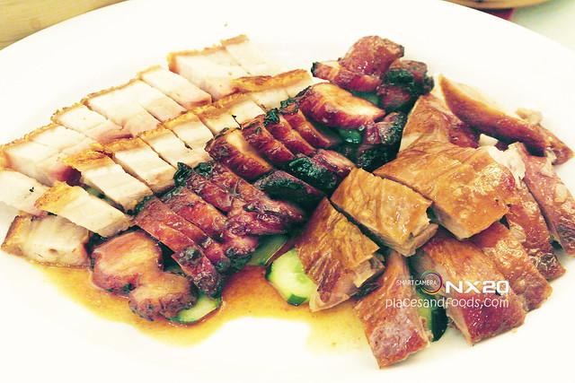 xin cuisine char siew