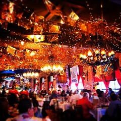 Having brunch at my favorite place to eat in San Antonio. #mitierra #fathersdaybrunch #sanantonio #latergram