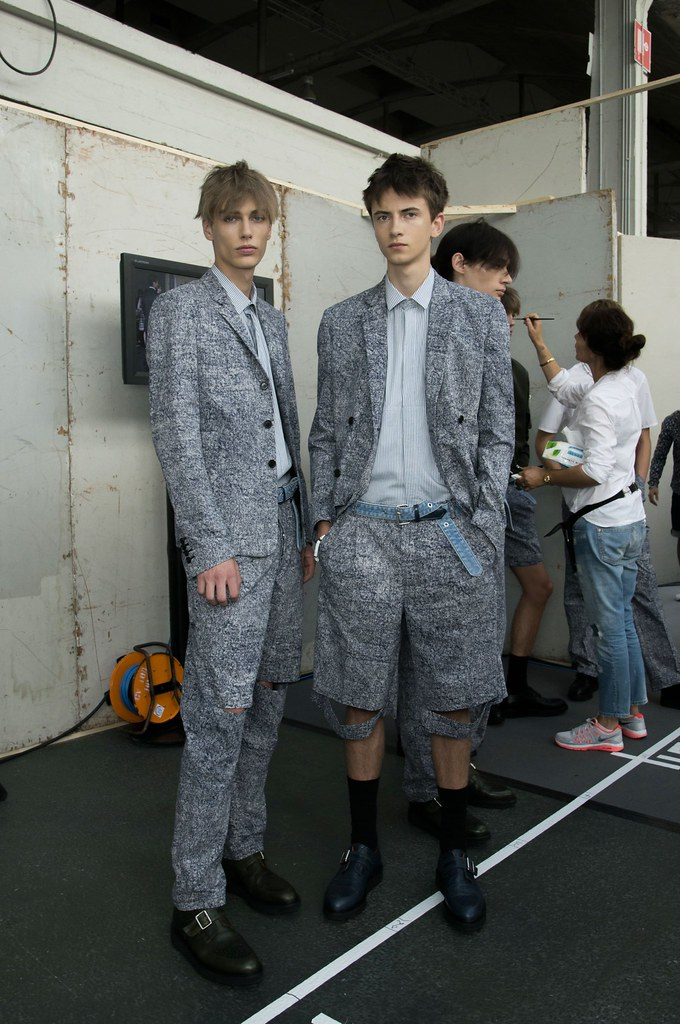 SS15 Paris Krisvanassche236_Marc Schulze, Karl Nalpas(fashionising.com)
