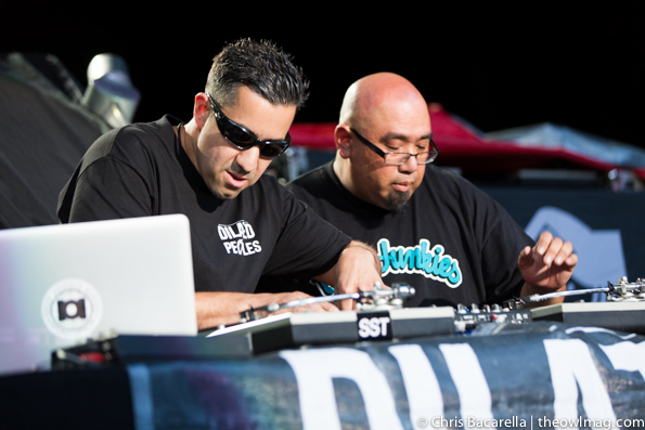 Beat Junkies @ Greek Theatre, LA 7/12/14