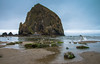 Haystack Rock Low Tide