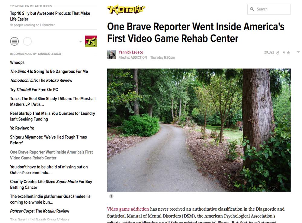 Kotaku-game rehab