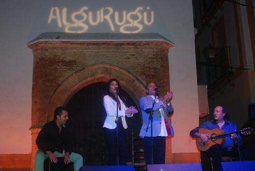 AionSur 14476608721_84d3b23174_d 'El Pele' y Milagros Mengibar ponen la guinda final a 'Al Gurugú' 2014 Flamenco