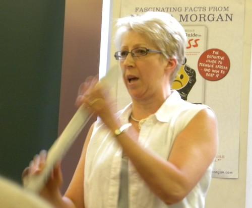 Nicola Morgan