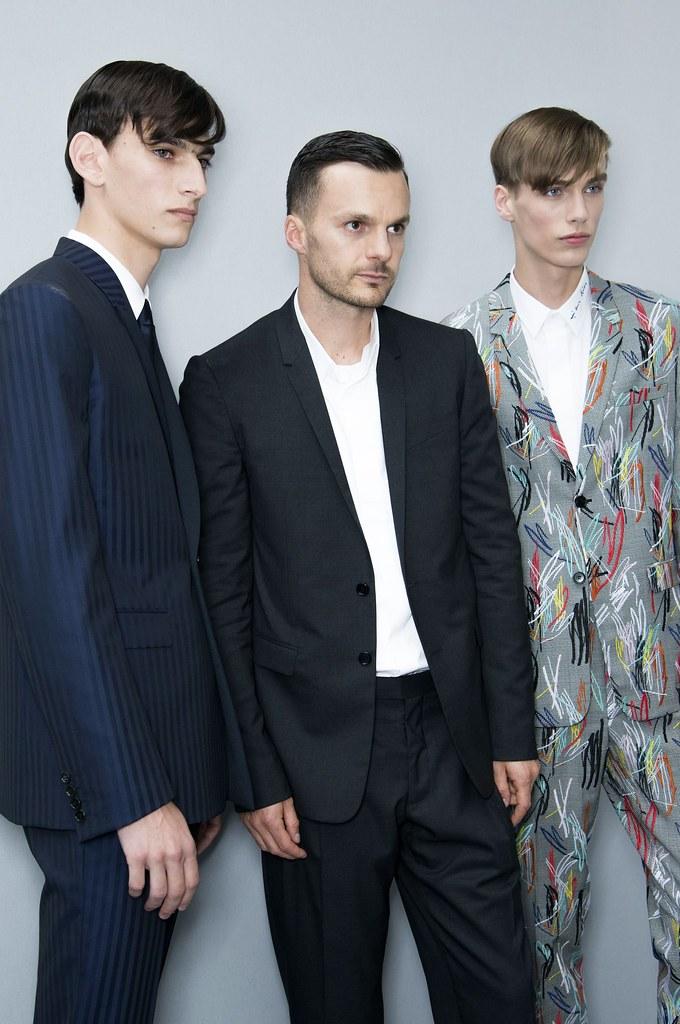 Marc Schulze3095_SS15 Paris Dior Homme_Kris Van Assche, Thibaud Charon(fashionising.com)