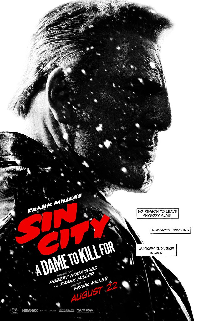 Sin City: A Dame To Kill For marv