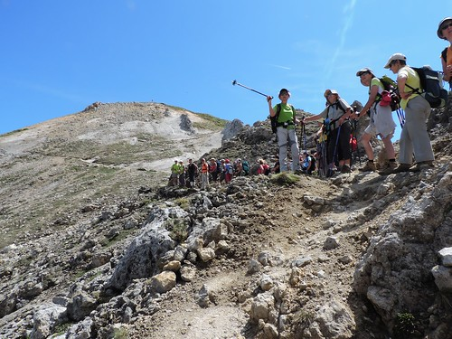 Petit Mont Blanc en vue