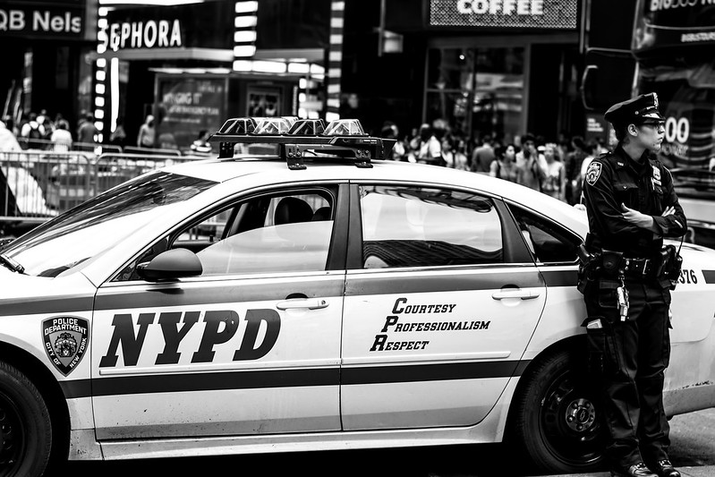 Time for NYPD